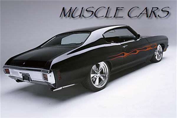 Muscle Cars 2009 Gallery